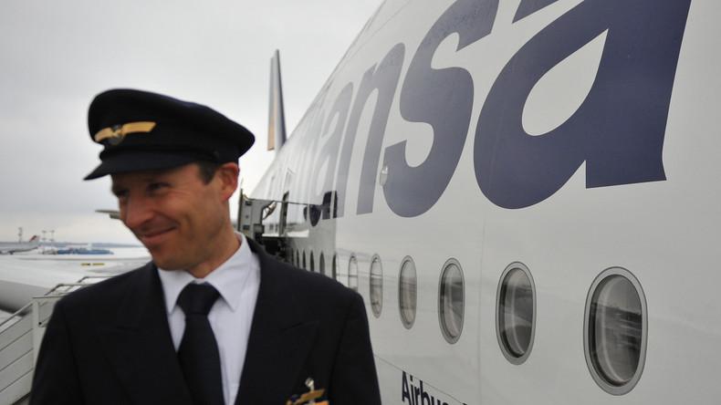 Lufthansa streicht über 1.700 Flüge
