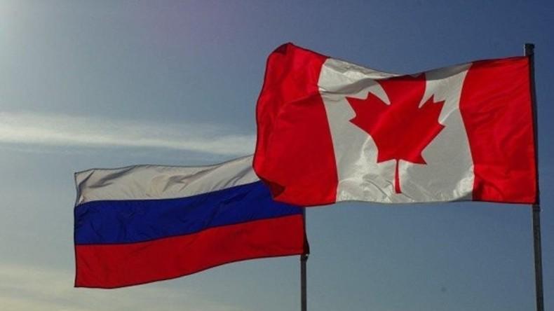Russland wird auf kanadische Sanktionen mit Gleichem antworten