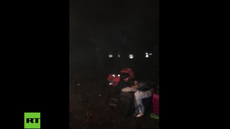 Kolumbien: Nach Flugzeugabsturz 76 Tote und fünf Überlebende