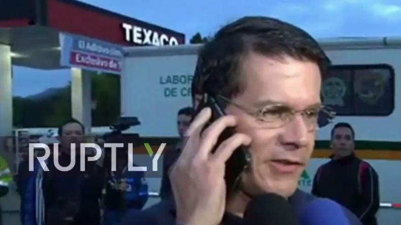 Live aus Kolumbien nach Flugzeugabsturz mit 76 Toten und Erstliga-Team an Bord
