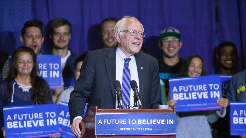 USA: Sanders will Trump beim Wort nehmen und Gesetz gegen Produktionsverlagerung durchsetzen