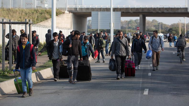 Die Ukraine will syrische Flüchtlinge im Tausch gegen Visafreiheit mit EU aufnehmen