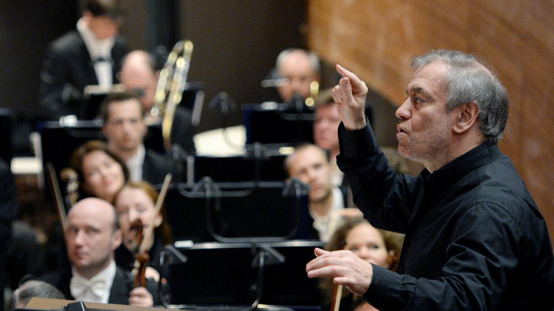 Exklusiv auf RT: Klassisches Konzert aus Russland im 360-Grad-Format