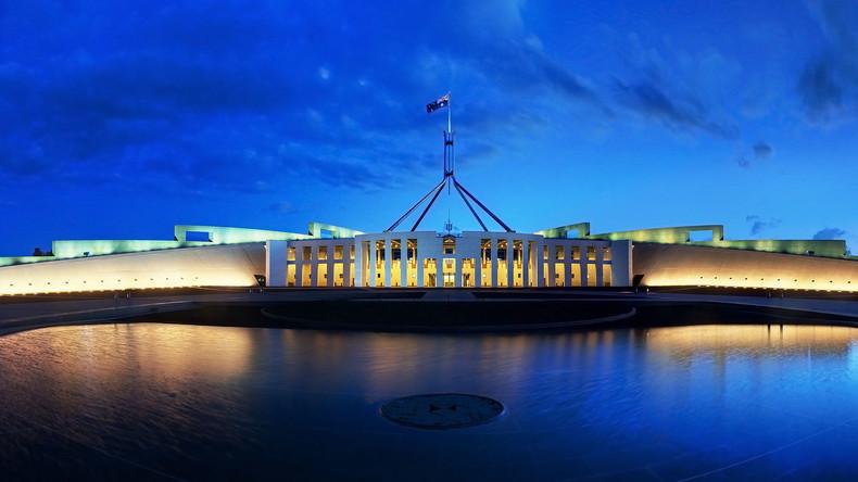 Protestler legen Australiens Parlament lahm