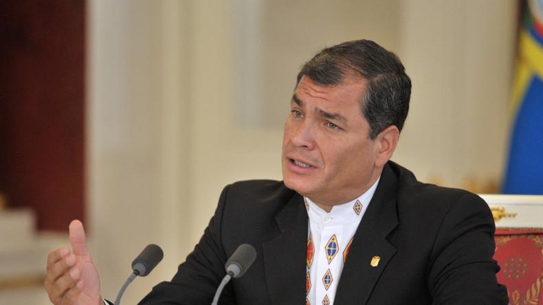 Ecuadors Präsident fordert alle Minister zum Rücktritt auf