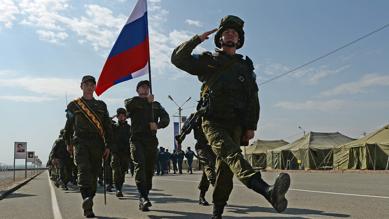 Russland und Armenien unterzeichnen das Abkommen über die Vereinte Truppengruppierung