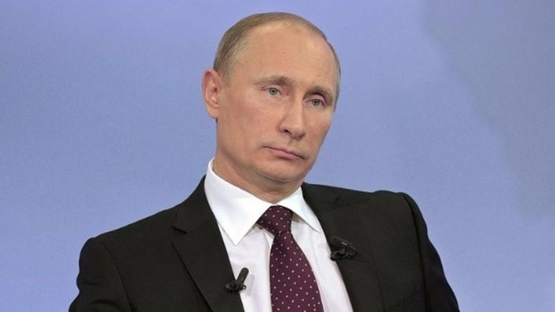 """Live: Putin nimmt an internationalem Forum der """"Primakow Lesungen"""" in Moskau teil"""