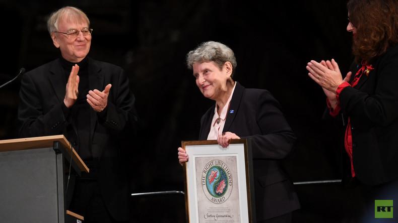 """Swetlana Gannuschkina: Ausländische Agentin wider """"aggressive Apathie"""""""