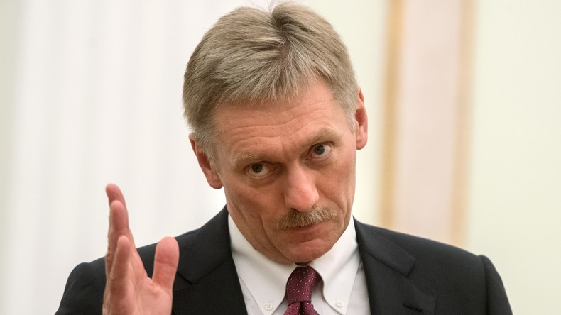 Kremlsprecher kommentiert Spekulationen über mögliche Cyberangriffe bei Bundestagswahl 2017