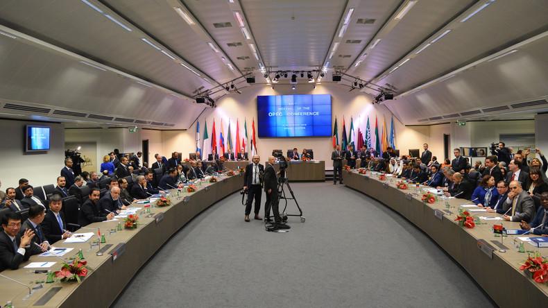 OPEC-Staaten einigen sich auf Deckelung der Öl-Fördermengen