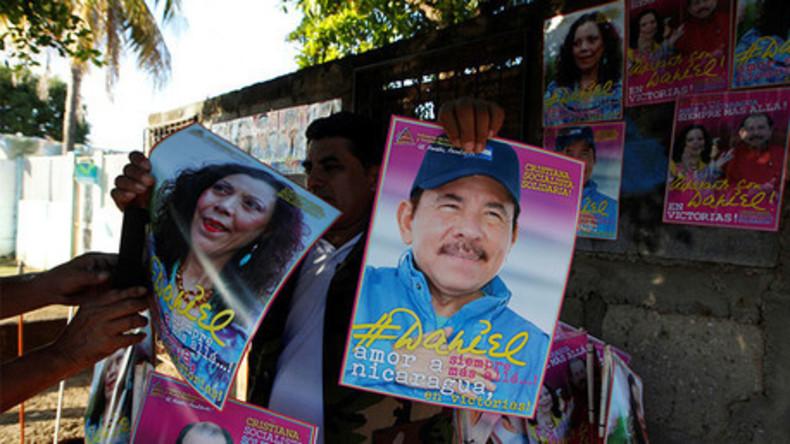 """Wahlbegleiter widerspricht West-Medien: """"Wahlen in Nicaragua wurden ordnungsgemäß durchgeführt"""""""