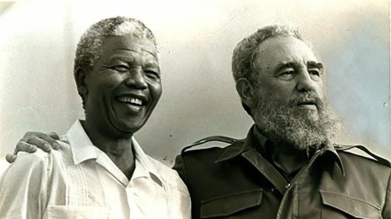 """Fidel Castro - Im Westen """"Diktator und Massenmörder"""", im Globalen Süden Held des Befreiungskampfes"""