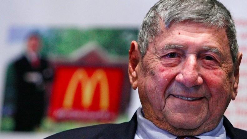 Erfinder des Big Mac gestorben