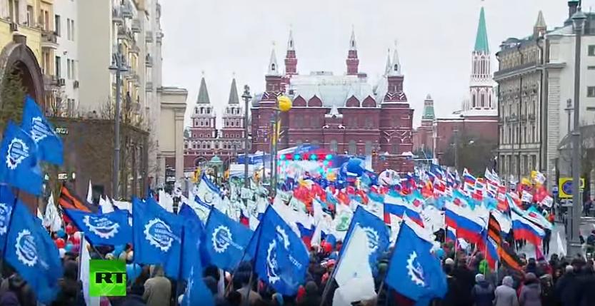 Tag der Einheit des Volkes in Russland - Geschichte und Gegenwart