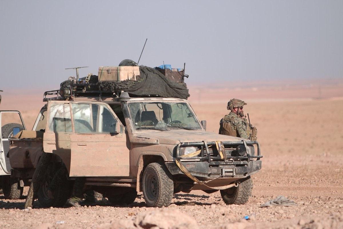 Offensive ohne Plan: US-Rebellen rücken auf IS-Hochburg Rakka vor