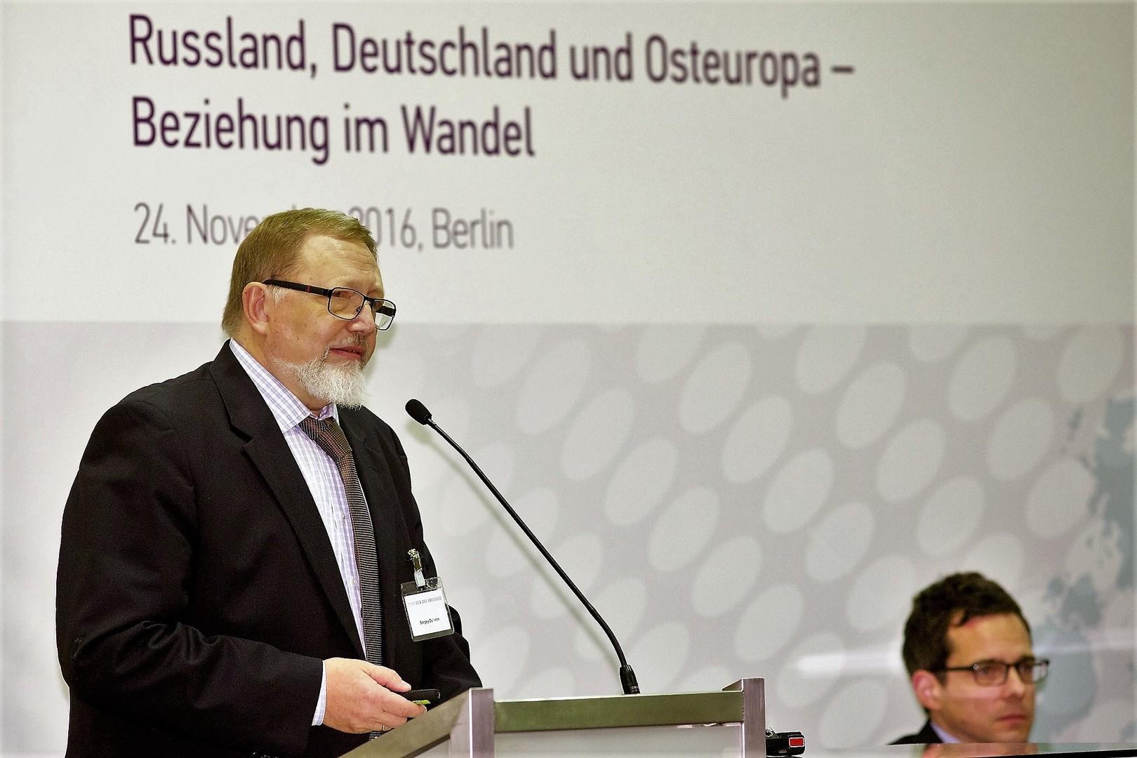 FDP-Forum zu Russland entgleitet - Sanktionsbefürworter fast von der Bühne gebuht