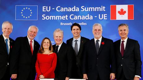 CETA-Abkommen tritt 2017 in Kraft