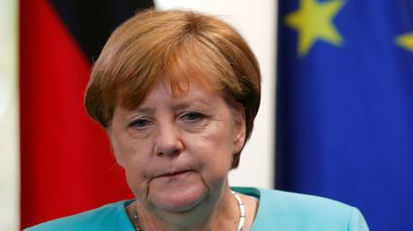 Bundeskanzlerin Angela Merkel; Berlin, Deutschland, 24. Juni 2016