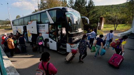 """Russland lockt immer mehr """"rote"""" Touristen aus China an"""