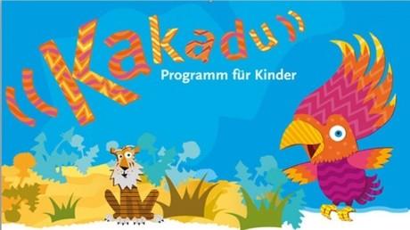 Logo der Kindersendung