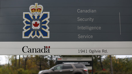Kanadische Geheimdienste haben zehn Jahre lang illegal Personaldaten gespeichert