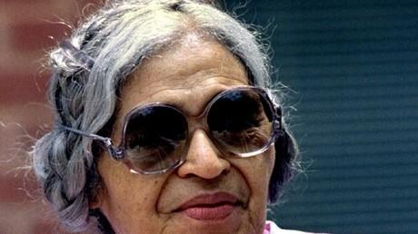 Rosa Parks, 1988