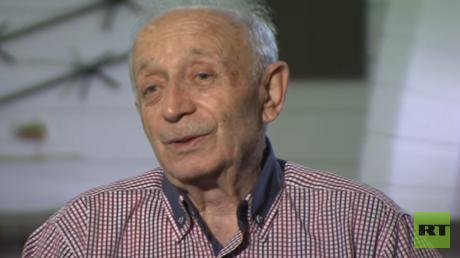 Wiktor Hecht, Kriegsveteran, KZ-Häftling