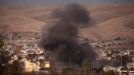 In den Gebieten in und um Mossul, die Iraks Armee und die Koalitionstruppen dem IS abnehmen konnten, treten bislang unentdeckte Gräueltaten der Terrormiliz zutage.