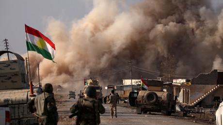 Die irakische Kurdenregion hat wenig Verständnis dafür, dass der Krieg gegen den Terror in der Region ohne gemeinsame Anstrengungen  zwischen der US-geführten Koalition und russischen Antiterroreinheiten vonstattengeht.