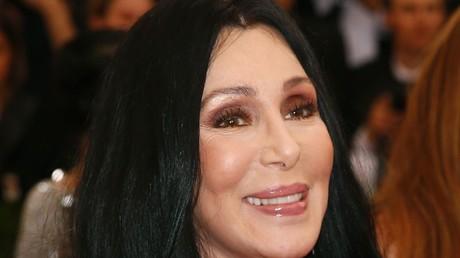 Will sogar auf den Jupiter ziehen: Die Sängerin Cher.
