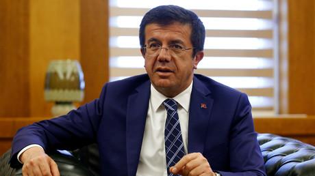 Die Türkei will Handelsabkommen mit Großbritannien nach Brexit