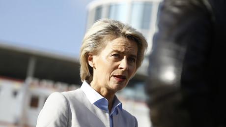 Ursula von der Leyen mahnt Trump zu harter Haltung gegenüber Russland