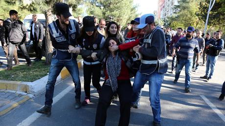 Türkei: Erdoğan zerschlägt Hoffnung auf friedliche Lösung der Kurdenfrage