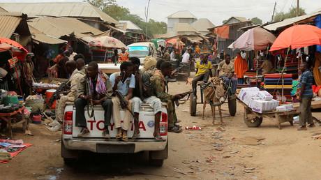 Somalias Präsident bittet internationale Gemeinschaft um Hilfe