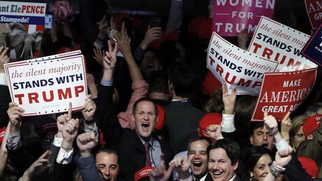 Nutzen selbst eigene Medien, die auf Expansionskurs sind: Die Anhänger von Donald Trump informieren sich am liebsten bei Breitbart