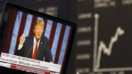 Der deutsche Mainstream lässt keine Zweifel daran, was von Trump zu halten ist.