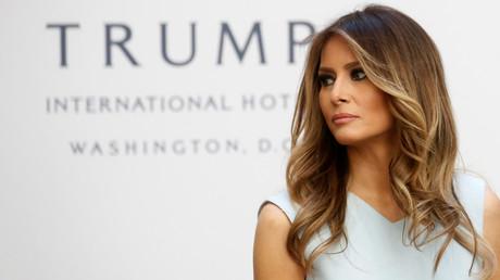 Von den Titelseiten der Glamour-Magazine ins Weiße Haus. Melania Trump wird Amerikas neue First Lady.