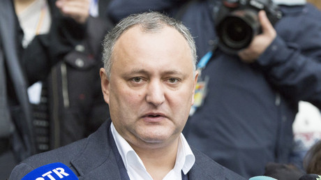 Neuer Präsident Moldawiens: Krim ist de facto russisches Territorium