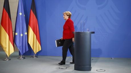 Angela Merkel bewirbt sich im kommenden Jahr erneut um das Bundeskanzleramt