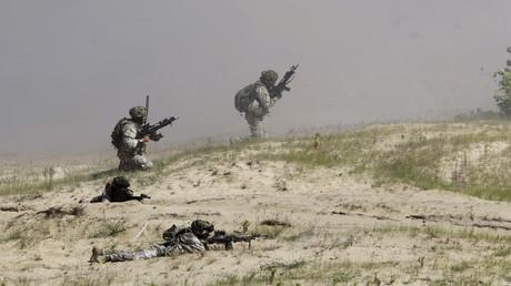 Litauen: 4.000 NATO-Militärs beteiligen sich an der Übung