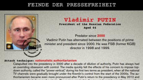 Ausschnitt aus der Putin-Seite im ROG-Paper
