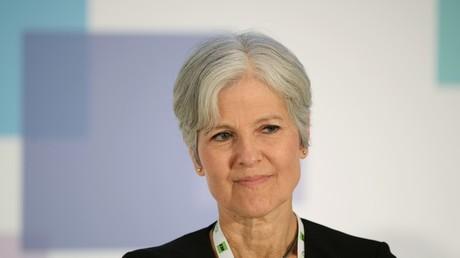 Die Präsidentschaftskandidatin der Grünen in den USA, Jill Stein. 2015