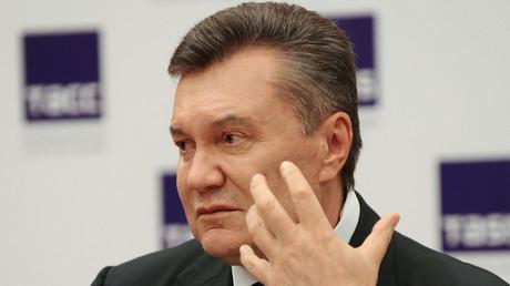 """Janukowitsch: """"Ukrainische Regierung ist durch Blut und Lüge an die Macht gekommen"""""""