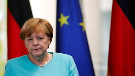 Flüchtlingskrise: Angela Merkel rechnet mit 60.000 freiwilligen Rückkehrern