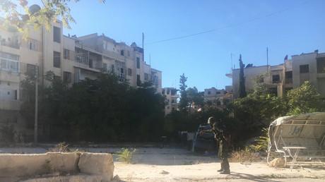Syriens Verteidigungsministerium: Die USA und die Türkei unterstützen Terrorismus