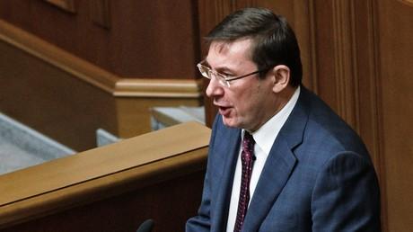 Ukrainischer Generalstaatsanwalt verdächtigt Janukowitsch des Landesverrats