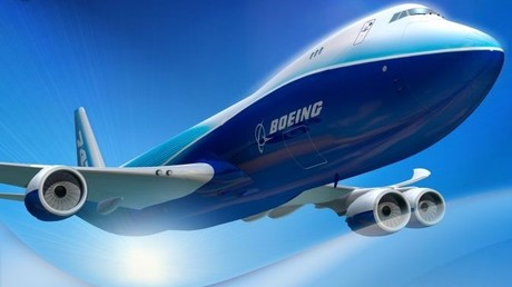 Der Boeing 747 Dreamliner; Photo: Boeing