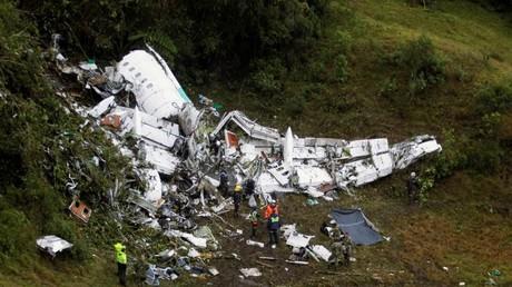 Flugzeugunglück in Kolumbien: 76 Tote – Dreitägige Staatstrauer in Brasilien angeordnet