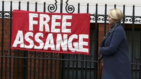 UNO gewährt Freiheit für Assange