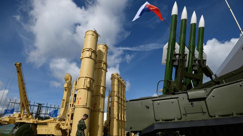 Russland will ukrainische Raketen nahe der Krim abschießen